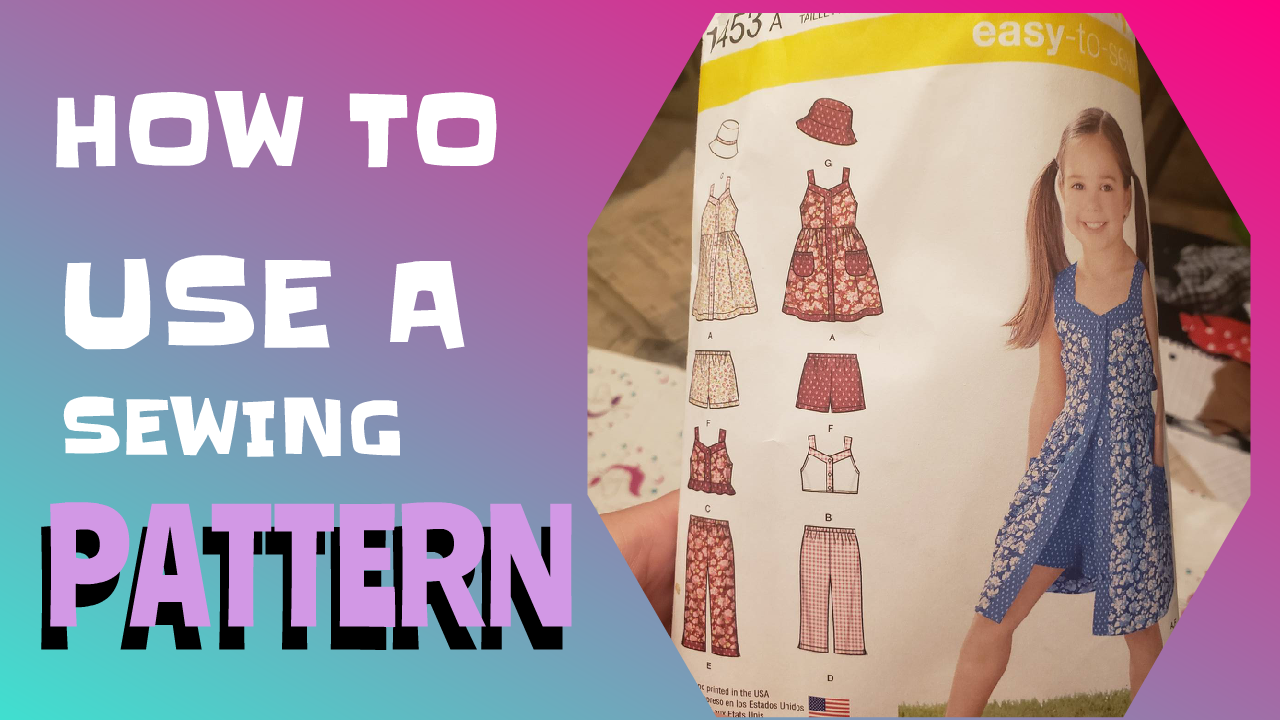 How to Use a Sewing Pattern – The #1 Mystery Explained!