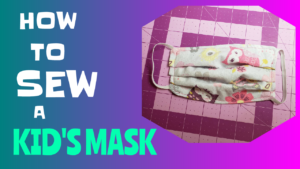 How to Make a Face Mask for Kids